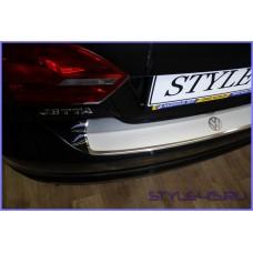 Наклейка на задний бампер для Volkswagen Jetta